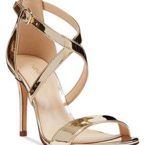 "Nine West 4"" strappy heels"